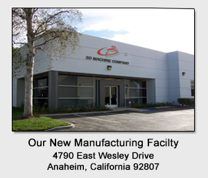 New 3D Machine Company Building