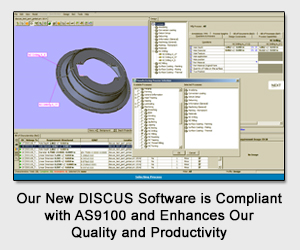 DISCUS Software Increases Productivity at 3D Machine Company