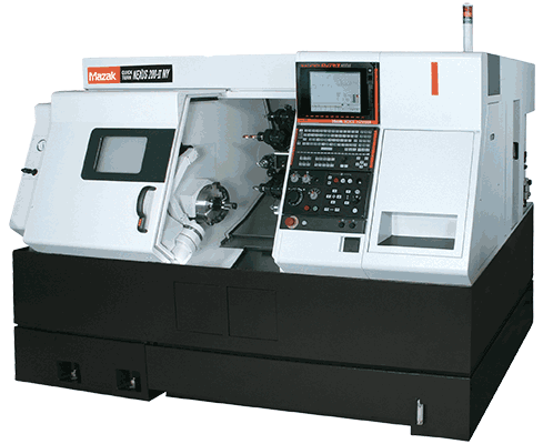Mazak Quick-Turn Nexus