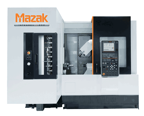 CNC Multi-Tasking Machining Center
